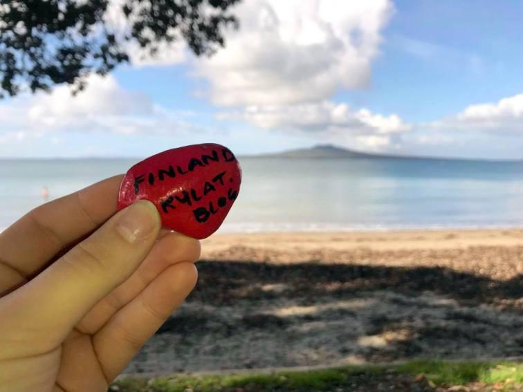 Uusi-Seelanti, Auckland Takapuna Beach